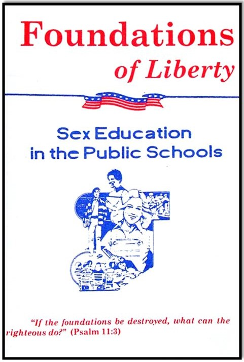 State Policies on Sex Education in Schools